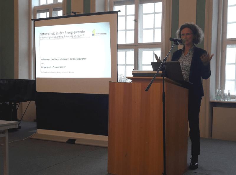 Vortrag Dr. Elke Bruns