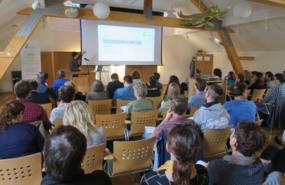 Vortragsveranstaltung Potsdam Referent Holger Ohlenburg