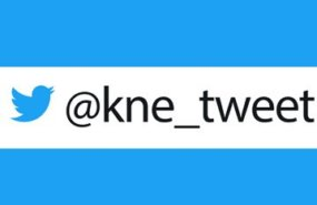 KNE bei Twitter