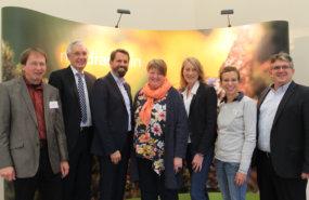 Gruppenbild Niedersaechsische Naturschutztage 2019. Quelle: Alfred Toepfer Akademie für Naturschutz