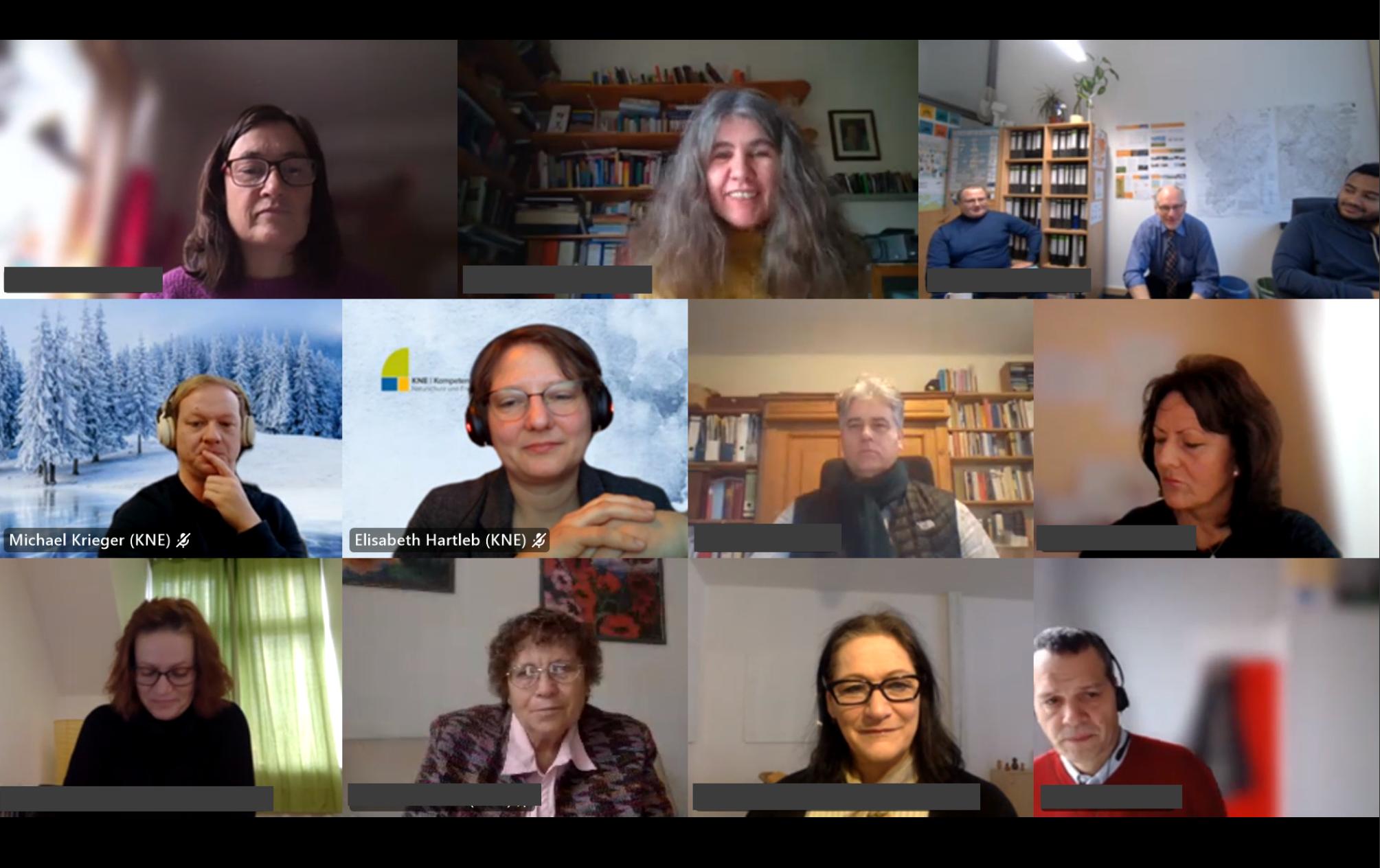 Online-Austausch zur Mediation und Konfliktberatung in Brandenburg