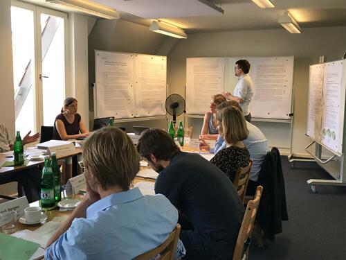 Teilnehmer 5. Sitzung Fachdialog Fledermaus