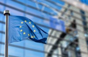 Fahne der Europaeischen Union