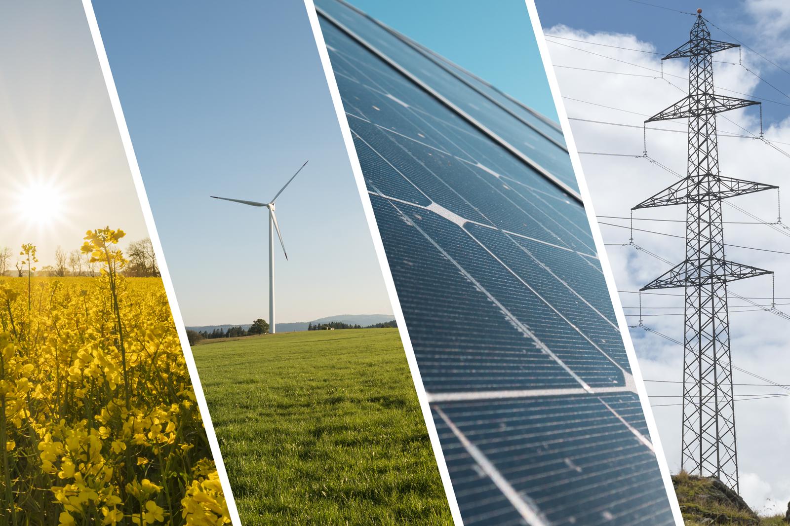 Erneuerbare Energien und Netze - Foto: Massimo-Cavallo/adobestock.com