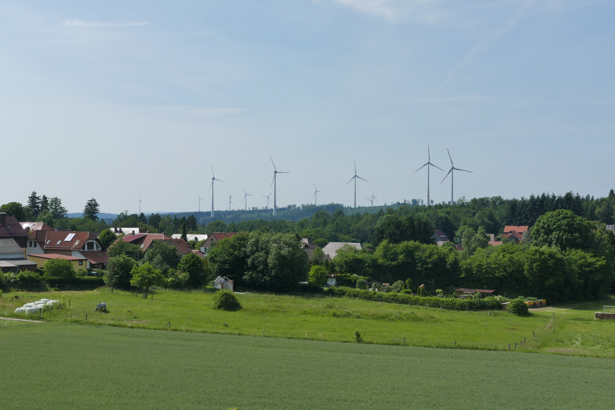 Errichtete WEA - Copyright Ramboll Deutschland Gmbh