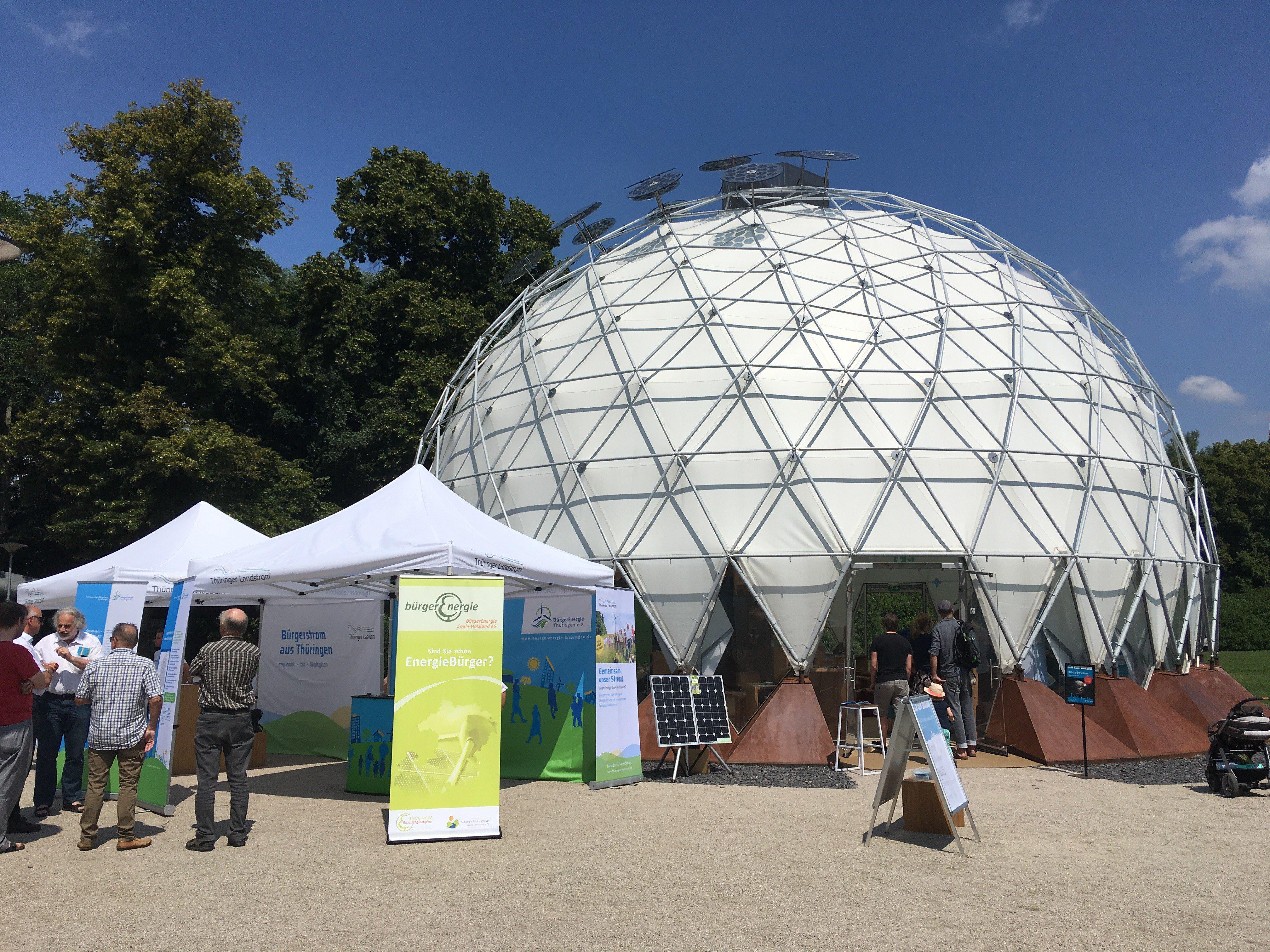 Klimapavillon Jena