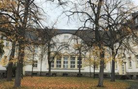 Gebäude der Kreisverwaltung-Rhein-Hunsrück-Kreis