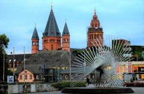 Ansicht Mainz mit Dom von HolgerSchué_Pixabay