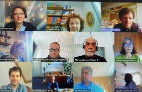 Online-Veranstaltung des KNE-Fachforums Mediatorenpool