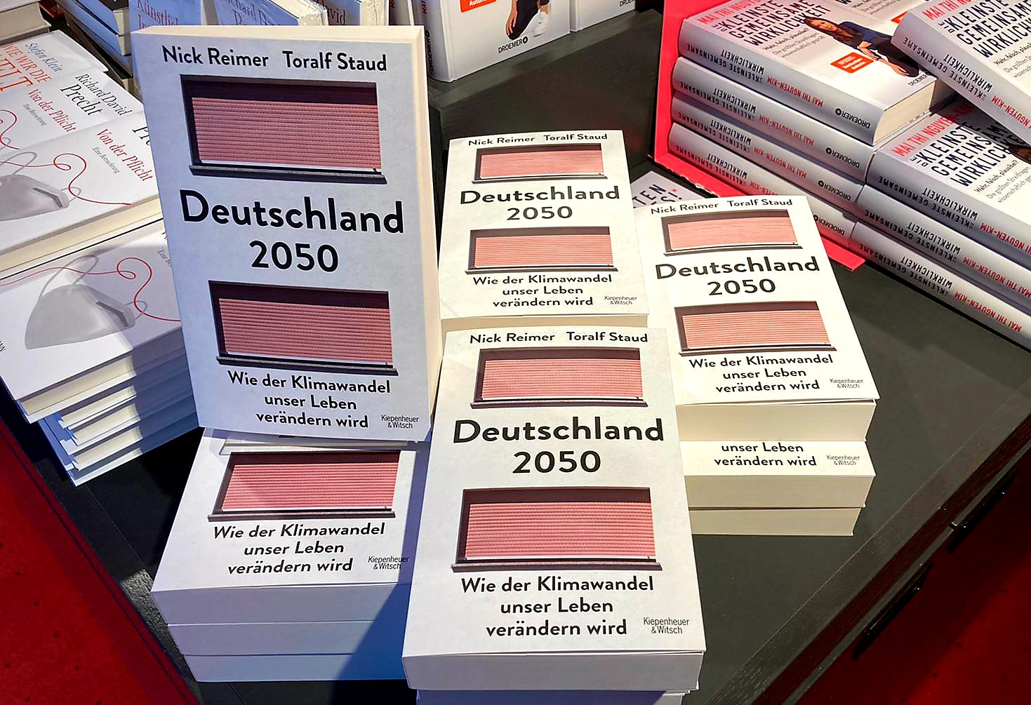Buecher Deutschland 2050 - Wie der Klimawandel unser Leben veraendern wird.