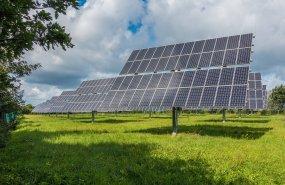 Photvoltaikanlagen auf der Freifläche