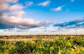 Windpark von Free-Photos auf Pixabay