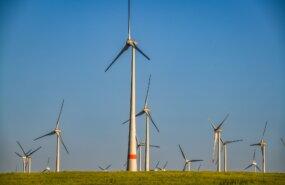 Windpark  von Zotx auf Pixabay