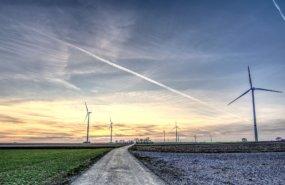 Windenergieanlage von Markus Distelrath auf Pixabay